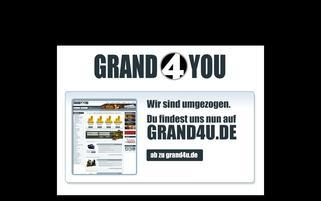 grand4you.de Webseiten Screenshot