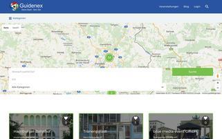 guidenex.de Webseiten Screenshot