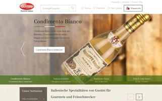 gustini.at Webseiten Screenshot