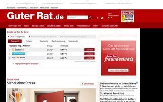 Guter Rat Webseiten Screenshot