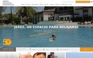 HACE Webseiten Screenshot