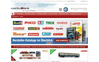 haertle.de Webseiten Screenshot