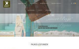 Handysocken Webseiten Screenshot