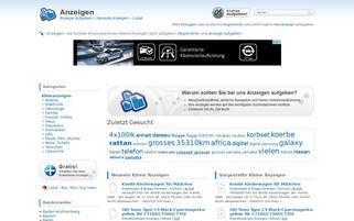 HEBA-Shop Webseiten Screenshot