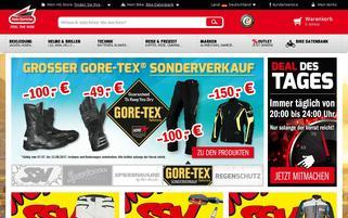 Hein Gericke Webseiten Screenshot