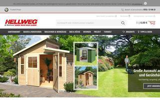 Hellweg AT Webseiten Screenshot