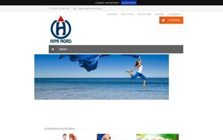 Himi-Nord Webseiten Screenshot