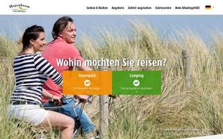 Hogenboom Webseiten Screenshot