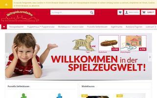 holzspielzeug-dresden.de Webseiten Screenshot