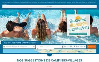 Homair Webseiten Screenshot