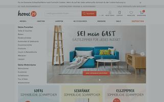 home24 Schweiz Webseiten Screenshot