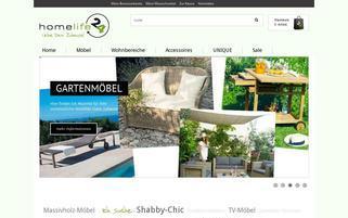 homelife24.com Webseiten Screenshot