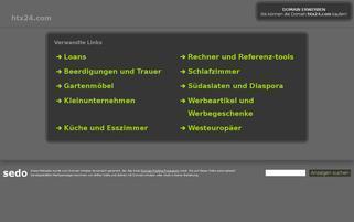htx24 Webseiten Screenshot