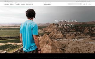 Icebreaker Webseiten Screenshot