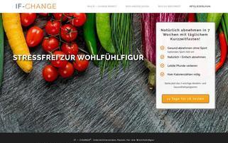 if-change.de Webseiten Screenshot