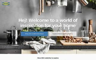 ikea.com Webseiten Screenshot