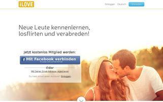 iLove Webseiten Screenshot