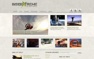 insidextreme.de Webseiten Screenshot
