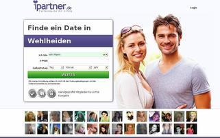 ipartner Webseiten Screenshot