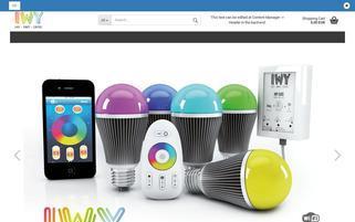 IWY Webseiten Screenshot