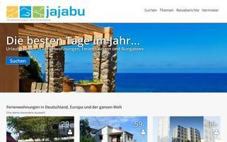 jajabu Webseiten Screenshot