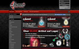 Jasmoa Webseiten Screenshot