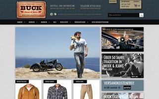 jeans-shopping24.de Webseiten Screenshot