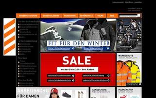 Job Confection Webseiten Screenshot