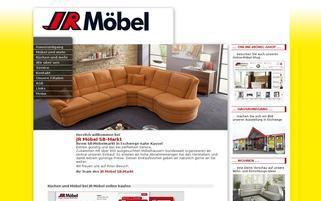 jr-moebel.de Webseiten Screenshot