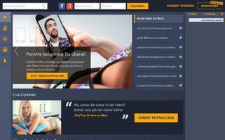 juliajones.de Webseiten Screenshot