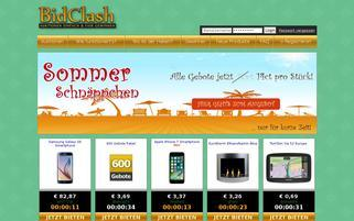 JustCents Webseiten Screenshot