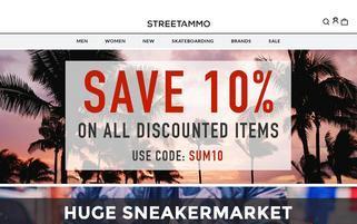 Karmaloop Webseiten Screenshot