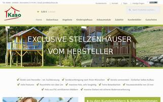 kasohaus.de Webseiten Screenshot