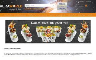Keraworld Webseiten Screenshot
