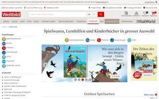 Kidoh.ch Webseiten Screenshot