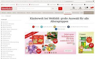 Kidoh Webseiten Screenshot