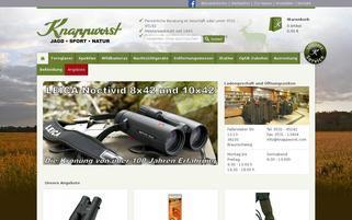 knappworst.org Webseiten Screenshot