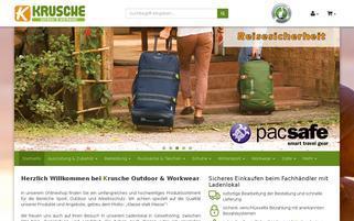 Krusche Webseiten Screenshot