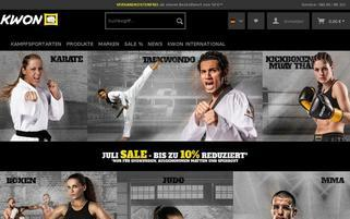 KWON Webseiten Screenshot