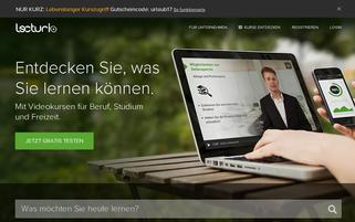 Lecturio Webseiten Screenshot