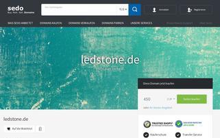 ledstone.de Webseiten Screenshot