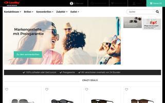 LensWay Webseiten Screenshot