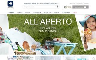 Leonardo Webseiten Screenshot