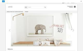 LeoZ Webseiten Screenshot