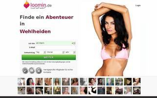 loomin Webseiten Screenshot