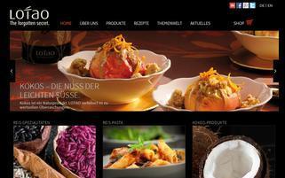 lotao.com Webseiten Screenshot