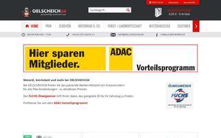 Ölscheich24 Webseiten Screenshot