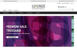 luxengo.de Webseiten Screenshot