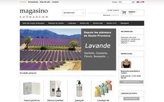 magasino Webseiten Screenshot