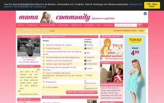 mamibox.de Webseiten Screenshot